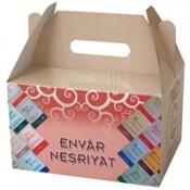Normal Boy Karton Kapak 10x16 cm  (Set) (1)